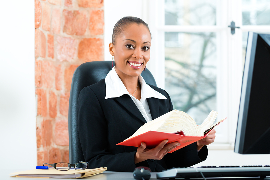 bigstock-Young-female-lawyer-working-in-46311229